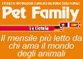 Pet Family - il mensile pi letto da chi ama gli animali