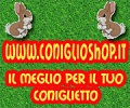 ConiglioShop - I migliori prodotti per il tuo coniglietto