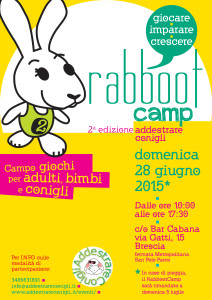 locandina Rabboot Camp ed.2