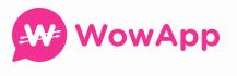 wow app logo lungo
