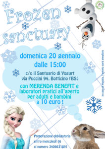Locandina Frozen Sanctuary